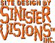 Website Design Sinister Visions inc.